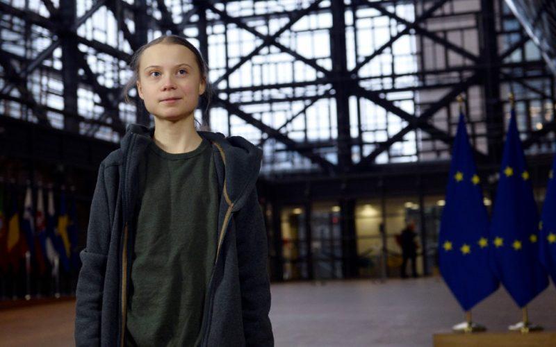 Video: Luego de un año sabático, regresa a la escuela la activista Greta Thunberg, símbolo universal de la lucha contra  el cambio climático