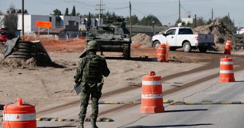 Enfrentamiento entre militares y civiles armados deja 8 muertos en Nuevo Laredo, Tamaulipas