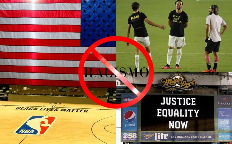 Equipos de la MLS y de las Grandes Ligas de Béisbol se sumaron al boicot de la NBA