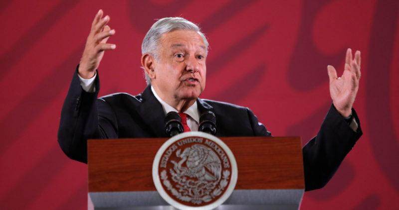 """AMLO: """"Es la crisis mundial más profunda en 100 años […]. México no había caído así desde 1932"""""""
