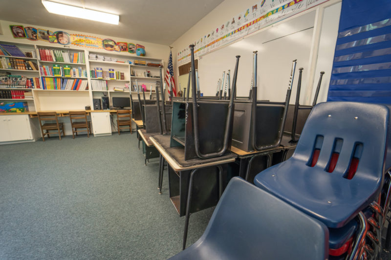 Afraid But United, Arizona Teachers Stage Sickout to Stop Reopening