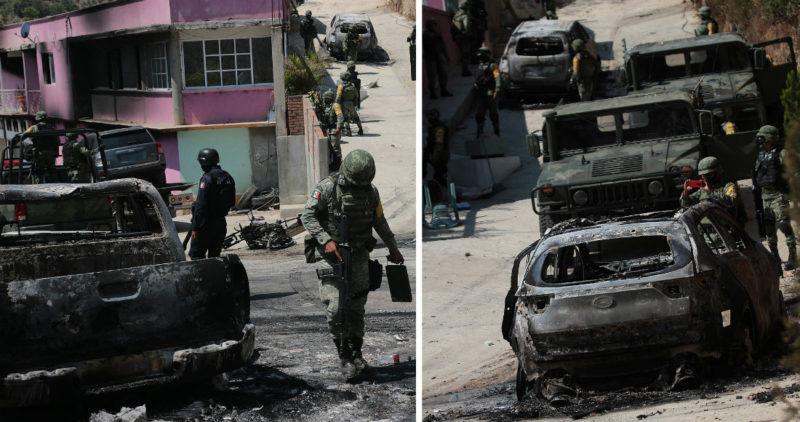 Cártel de Sinaloa, Beltrán Leyva, CJNG, Santa Rosa: son al menos 12 grupos criminales en 32 estados