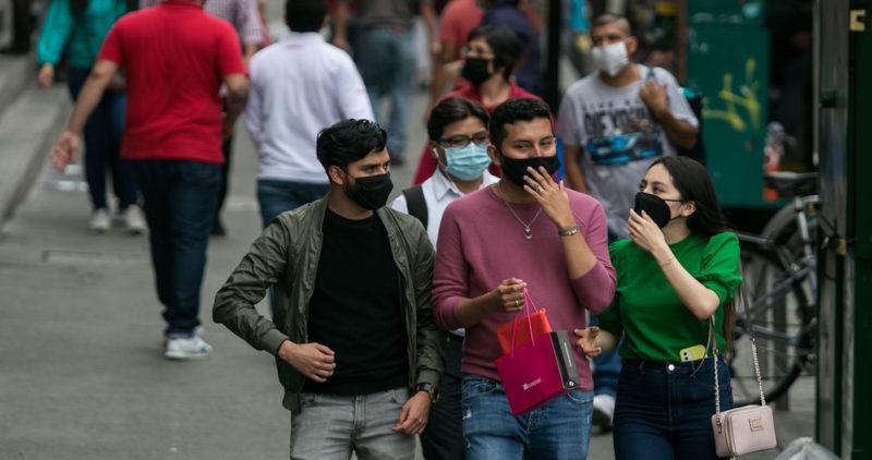 Salud: México roza los 600 mil casos confirmados de la COVID-19; los decesos ya son 64 mil 414