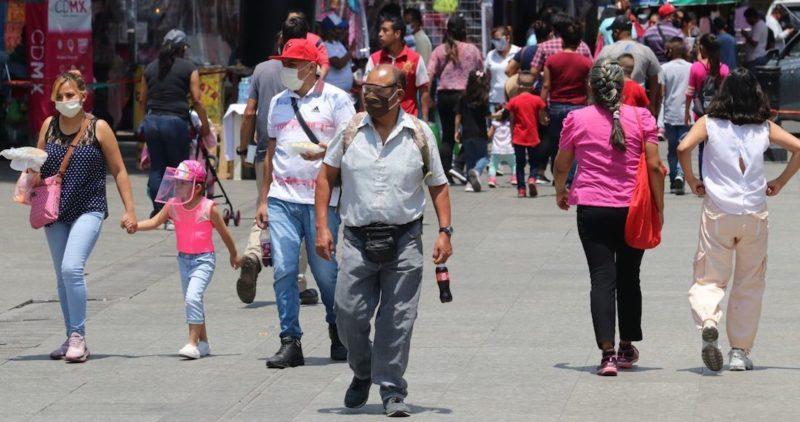 COVID-19 comienza a ceder en la Ciudad de México: la positividad del virus va disminuyendo, dice López-Gatell