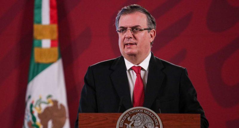 Ebrard anuncia producción de hasta 250 millones de dosis de la vacuna contra la COVID en México