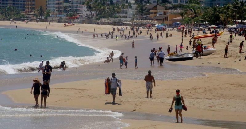 Acapulco vislumbra dos rayos de sol: casos COVID-19 bajan y ya no es de las ciudades más violentas