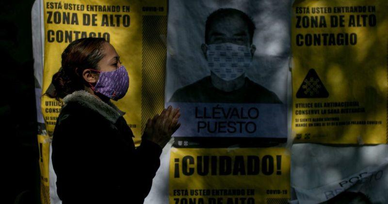 """Día 90 de la """"nueva normalidad"""": México reporta 63 mil 146 muertes por la COVID-19, y 585 mil 738 casos"""