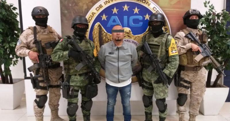 """""""El Marro"""" fue detenido en Guanajuato. Es acusado de masacres, huachicoleo, venta de droga y extorsión"""