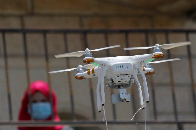 Drones con explosivos, la más reciente arma del Cartel Jalisco Nueva Generación para atacar a enemigos. Los ha usado en Tepalcatepec