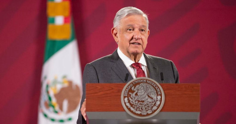"""Video: AMLO: Con Calderón y García Luna México fue """"narco-Estado"""". Los delincuentes mandaban, afirma"""