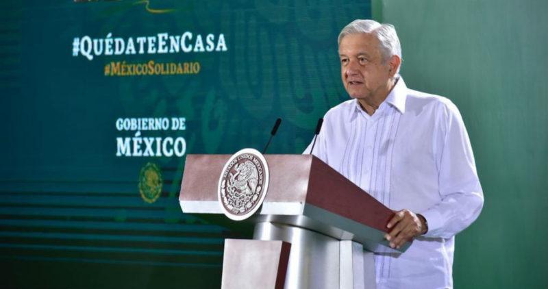 Video: AMLO es más directo en su gira por Sinaloa: García Luna atacaba un cártel para proteger a otro