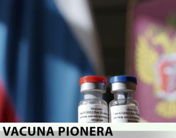 Videos: Putin anuncia el registro en Rusia de la primera vacuna contra el coronavirus del mundo