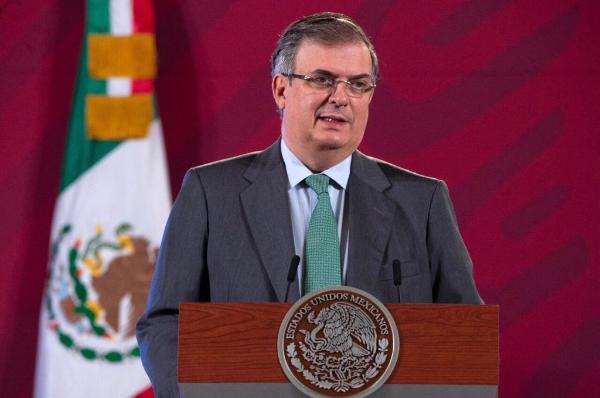 Participará México en ensayo de vacuna italiana contra COVID-19, anuncia Ebrard. En México se realizan cuatro proyectos y un sistema de monitoreo de pacientes