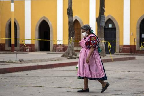 Indígenas afirman que después de la pandemia no quieren volver a la 'vieja normalidad' de discriminación y racencias, destaca Filac