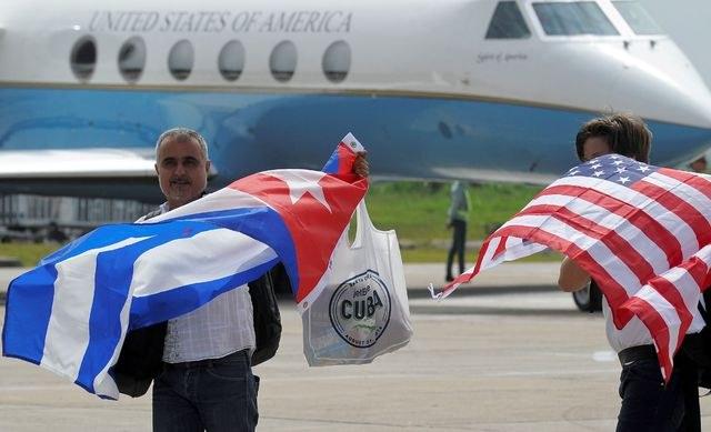 Suspende EU vuelos privados hacia Cuba