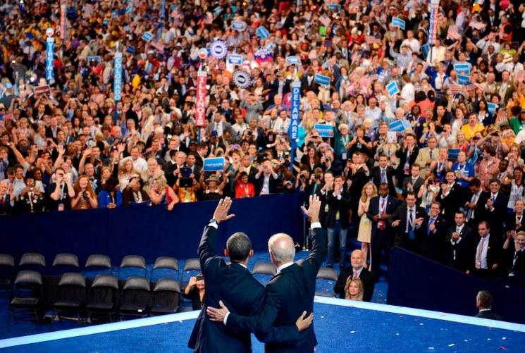 Demócratas centristas y progresistas hacen a un lado diferencias y fijan el objetivo: vencer a Trump