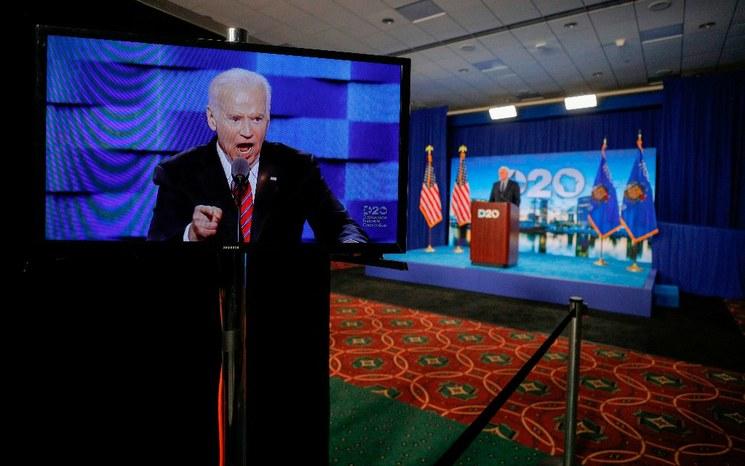 """Biden ya es candidato oficial demócrata a la presidencia de EU. """"Tiene experiencia, carácter y decencia"""", dijo el ex mandatario Jimmy Carter"""