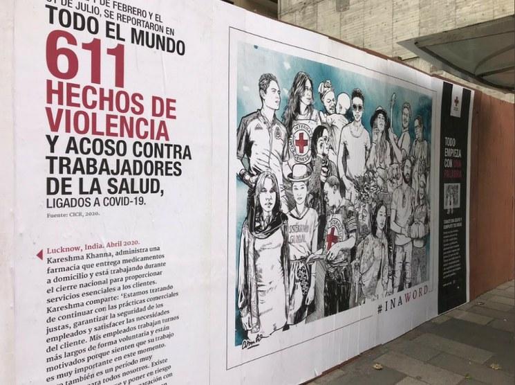 Registran 74 casos de violencia contra personal de salud e instalaciones hospitalarias durante pandemia