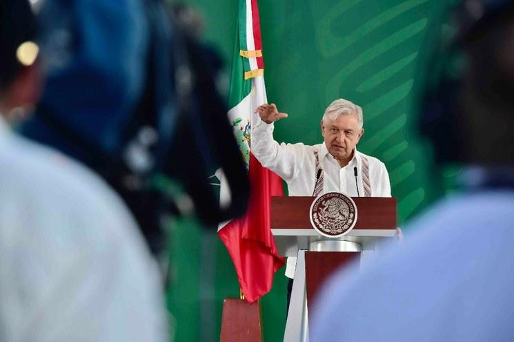 Pandemia de Covid-19 en EU, más difícil que en México, afirma López Obrador sobre la alerta del gobierno de Trump para que sus cuidadanos no viajen a nuestro país