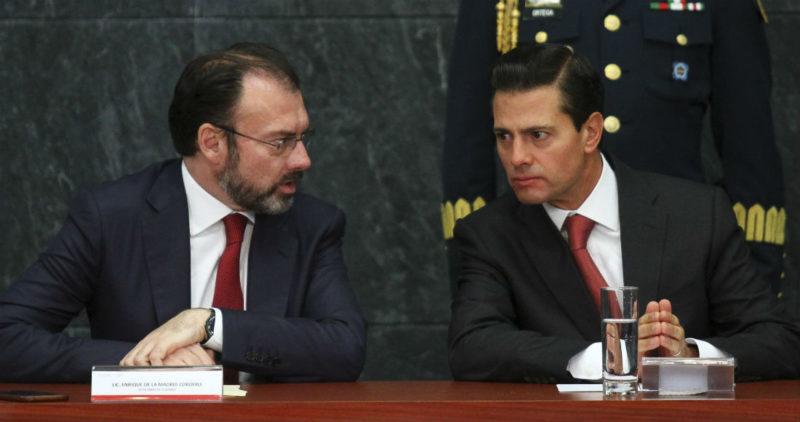 Video: Lozoya confiesa a la Fiscalía General de la República: Videgaray y Peña Nieto me ordenaron usar el dinero de Odebrecht en pagar sobornos