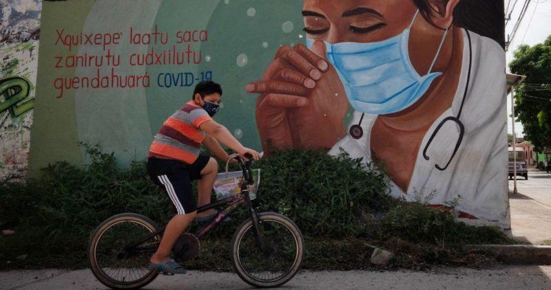México supera las 61 mil muertes por la COVID-19; reporta 568 mil 621 casos positivos acumulados