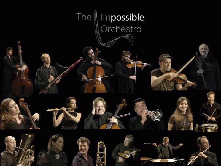 La Orquesta Imposible interpreta el 'Danzón No. 2'