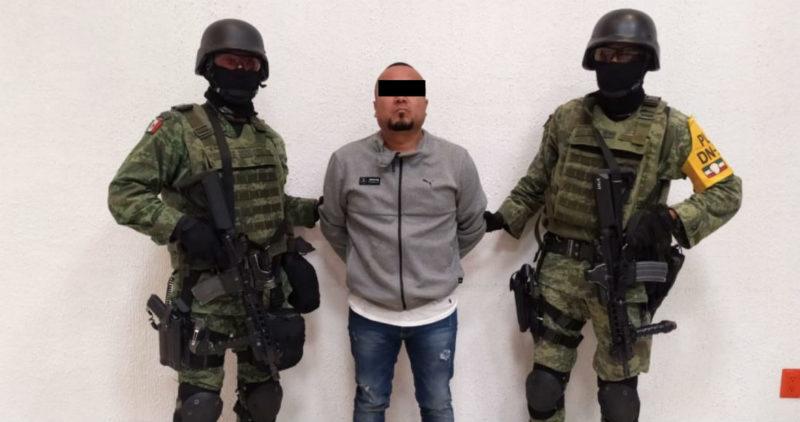 """""""El Marro"""" es trasladado al penal del Altiplano, en Edomex; tendrá audiencia por delincuencia organizada"""