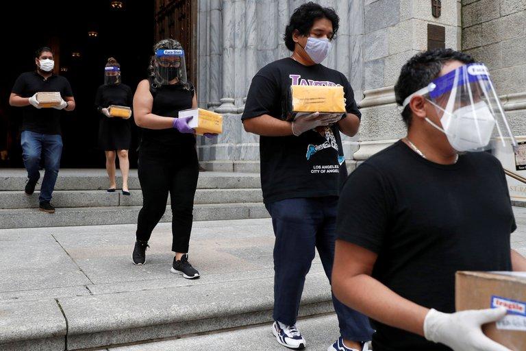 Asciende a 2 mil 123 mexicanos muertos en Estados Unidos por Covid-19