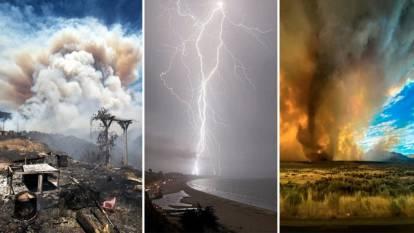 California en crisis: coronavirus, ola de calor, escasez energética, peste bubónica e incendios forestales