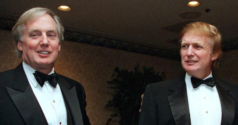Robert Trump, el hermano menor del Presidente de EU, muere en Nueva York a los 71 años de edad