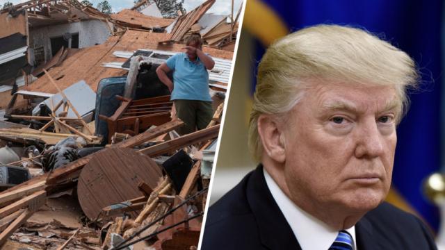 Trump viaja a Luisiana y Texas para evaluar daños de huracán Laura