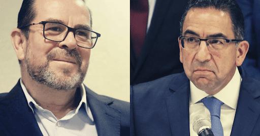"""""""Saco de pus"""", llama el periodista de Proceso, Álvaro Delgado, a Javier Lozano, quien lo ofendió por lo que escribió acerca de vínculos panistas con el caso Lozoya"""