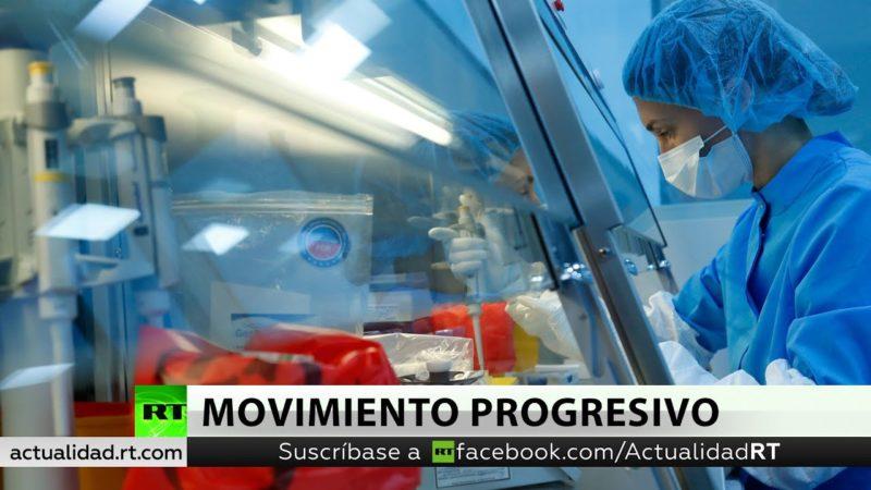 Videos: Rusia ultima las preparaciones para registrar la primera vacuna contra el coronavirus