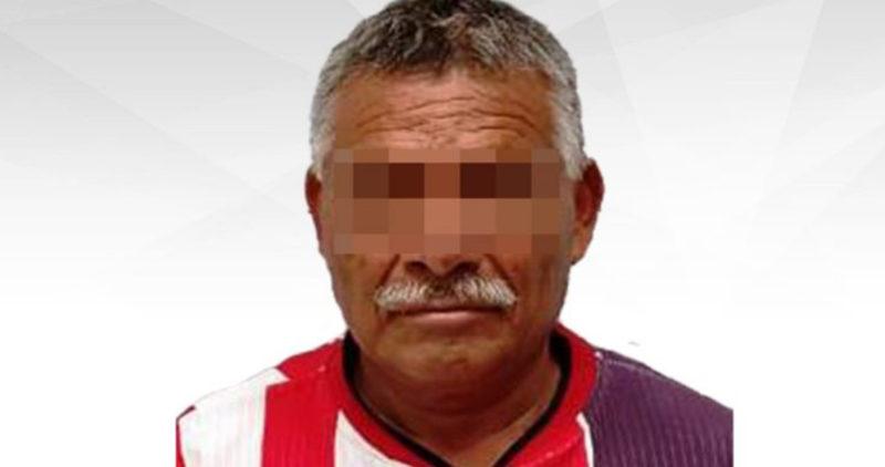 Braulio abusó durante años a su hija en Morelos. La embarazó dos veces. Apenas lo detuvieron