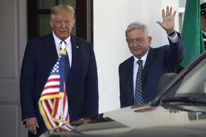 México vuelve a ser el principal socio comercial de Estados Unidos