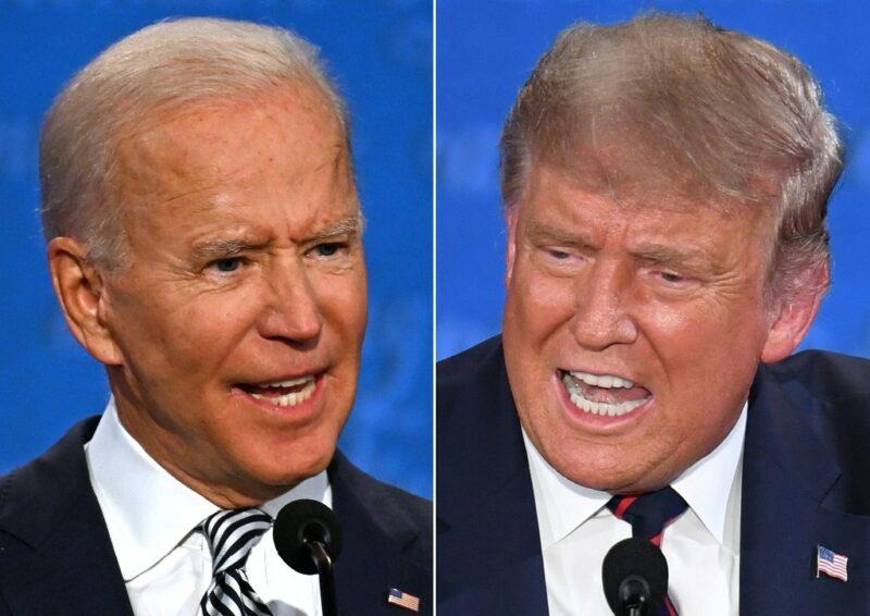 Debate entre Biden y Trump: un caótico fuego cruzado donde nadie ganó