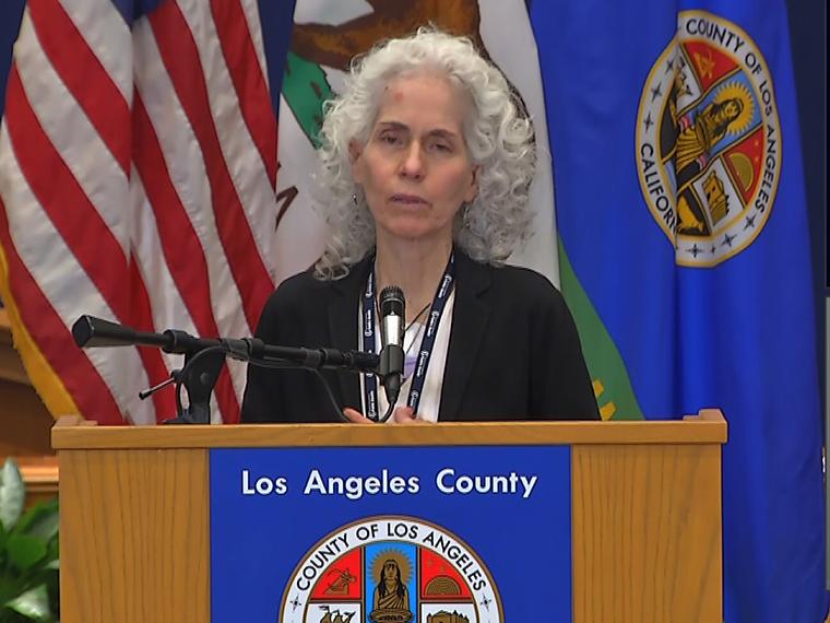En California, los muertos por COVID-19 ya suman 15 mil 14 y los infectados 785 mil, la mayor cifra del país