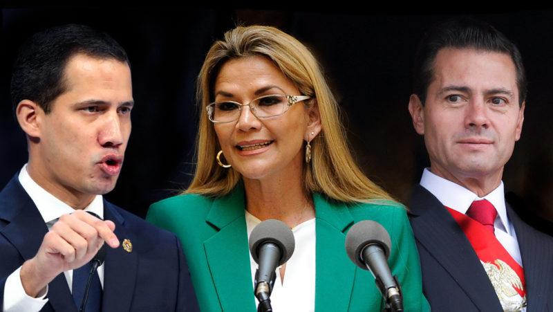 Consultora de EU difundía noticias falsas para favorecer a la derecha en México, Venezuela y Bolivia