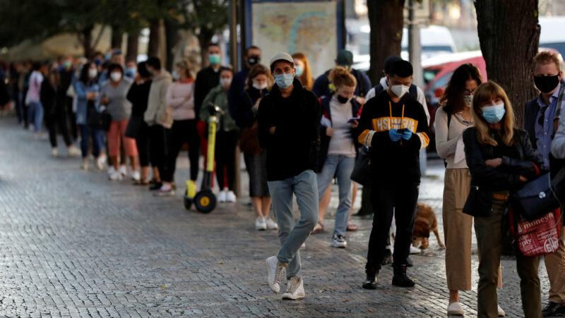 """""""El brote de coronavirus está fuera de control"""", afirma el Secretario General de la ONU"""
