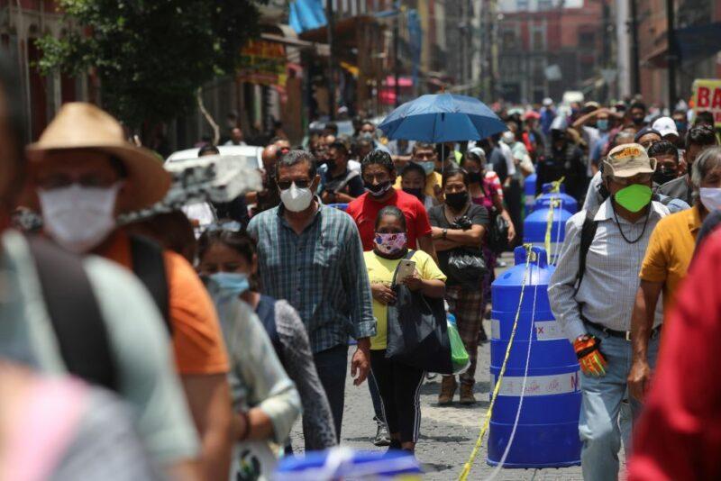 Más pruebas, más transparencia y rastreo de casos vuelven a la Ciudad de México ejemplo en manejo de la pandemia: El País