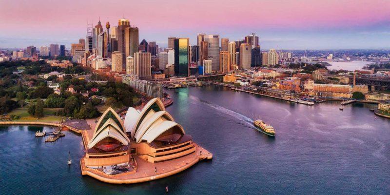 Australia iba ganando la batalla a COVID-19, sin grandes pérdidas, pero…ya está en recesión