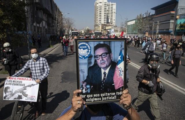 Chile conmemora 47 años del golpe de Estado contra Salvador Allende