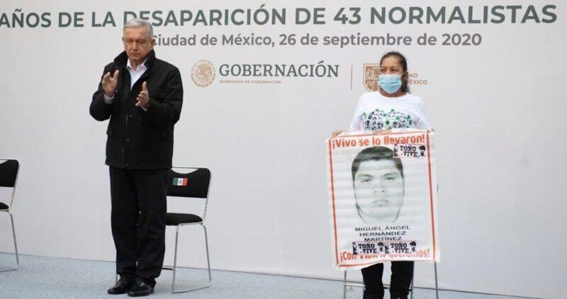Video: Hay órdenes de captura, y se girarán más, contra militares por caso Ayotzinapa, afirma AMLO