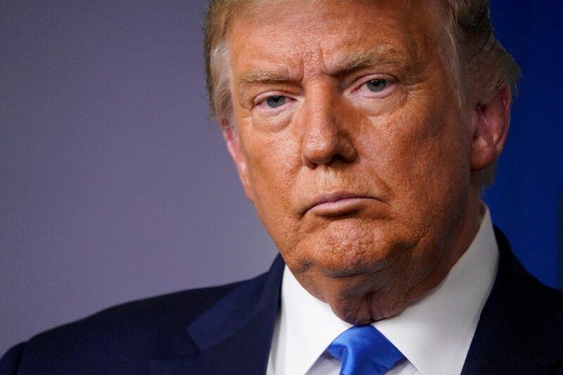 """Trump proclama que defenderá a EU de """"los marxistas"""""""