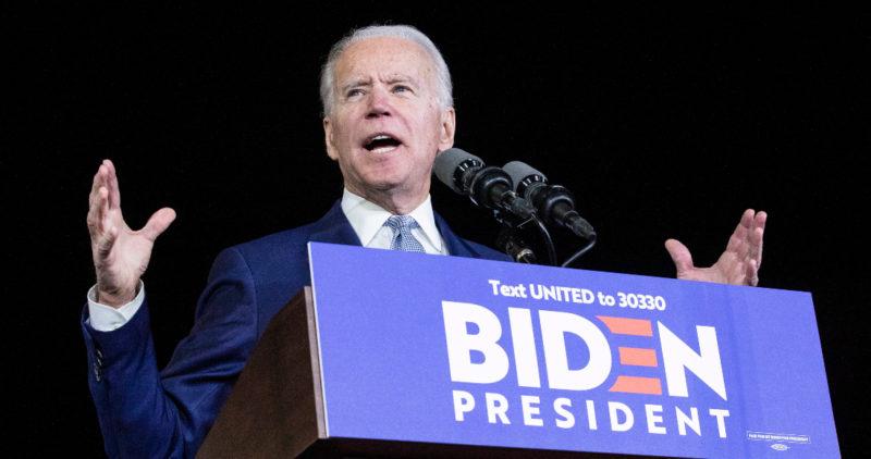 81 premios Nobel respaldan la candidatura de Joe Biden a la Presidencia de EU en una carta