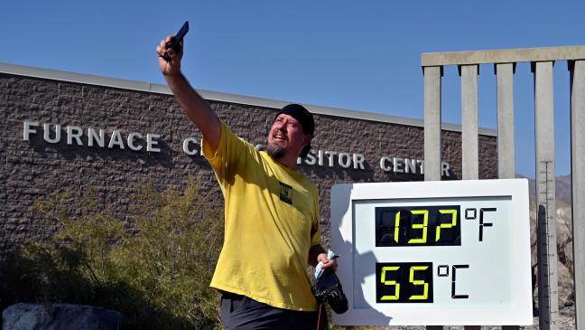 El calor récord en el sur californiano se extenderá hasta mediados de la próxima semana
