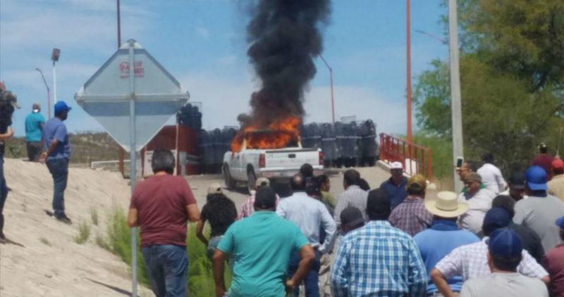 La Guardia Nacional reporta 2 muertos y 3 detenidos por enfrentamiento en la presa La Boquilla en Chihuahua
