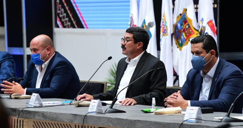 Diez gobernadores de la Alianza Federalista dejan la Conago; ya no cumple su función: Corral