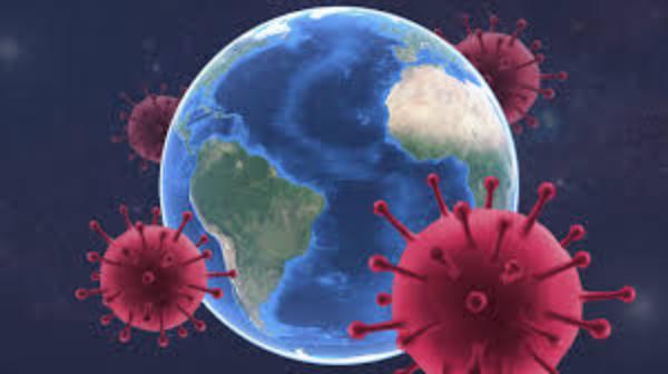 Panorama internacional de COVID-19