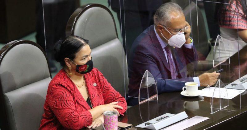 El PRI, finalmente, se queda con la Mesa Directiva en Diputados; Dulce María Sauri la presidirá